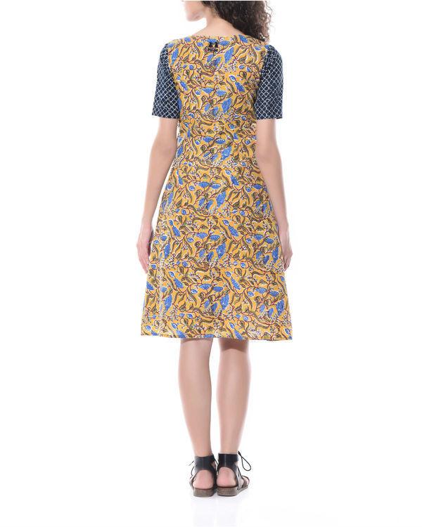 Angrakha style dress 1