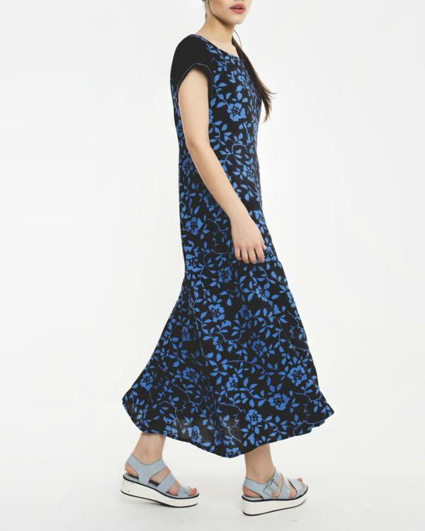Foliage dress 1