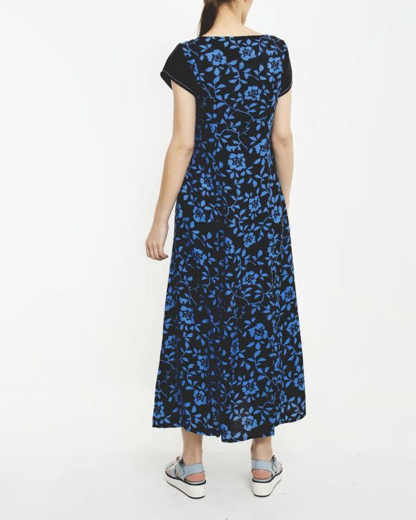 Foliage dress 2