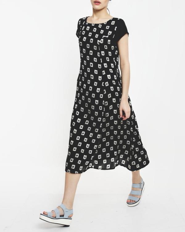 Prussian ikat dress 1