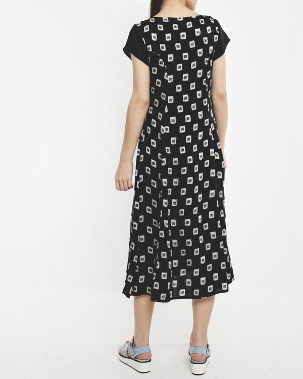 Prussian ikat dress 2