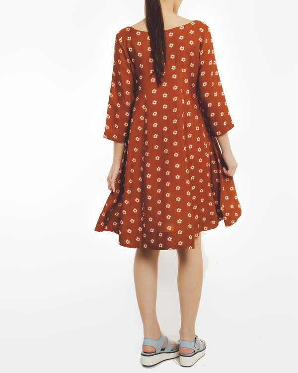 Rust dress 2
