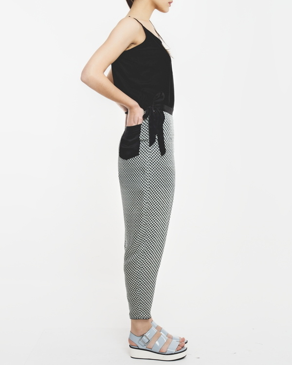 Slate trousers 1