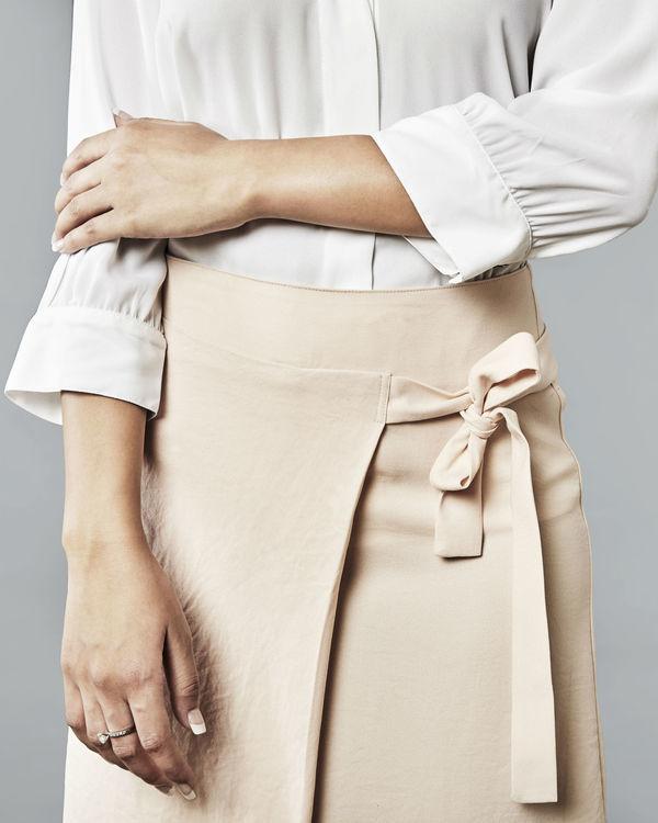 Summer wrap skirt 1