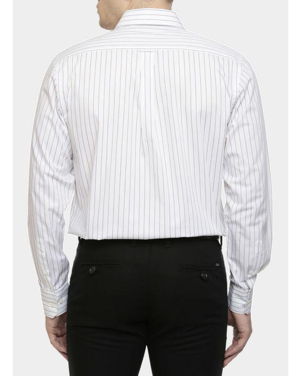 Pinstripe shirt 1