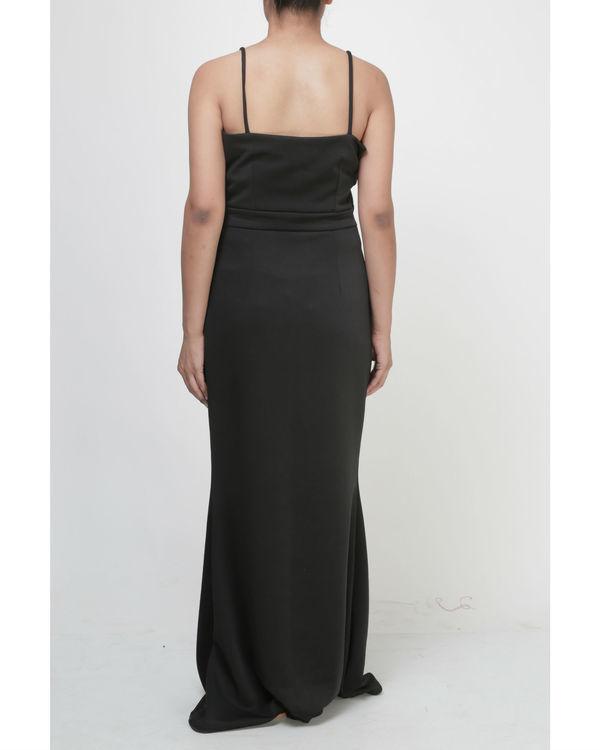 Black audrey dress 1