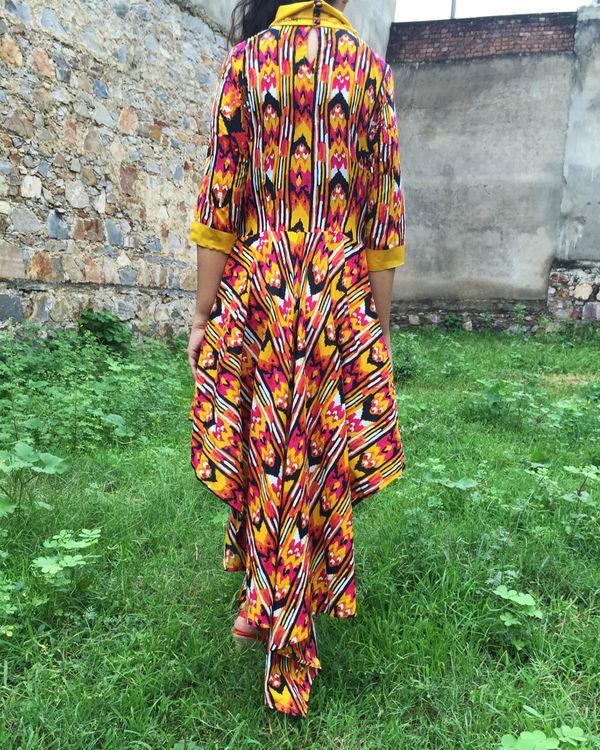 Boho chic dress 1