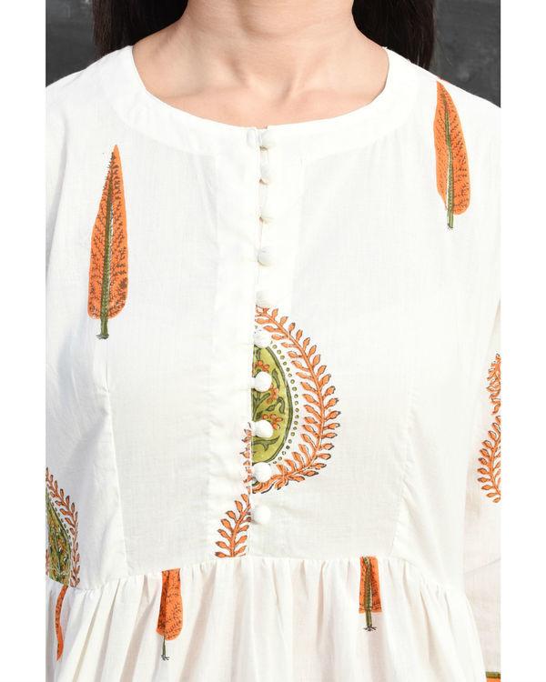 Mughal summer dress 1