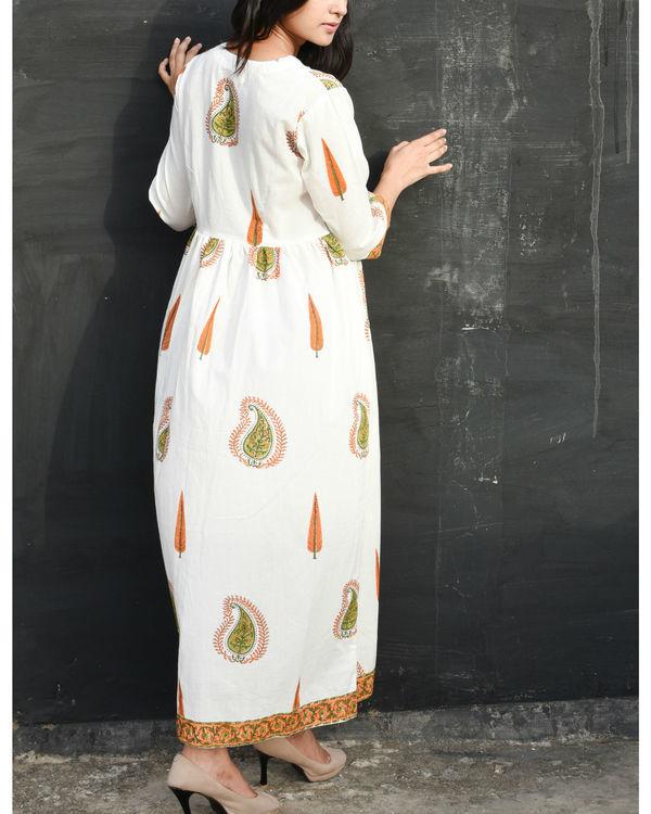Mughal summer dress 2