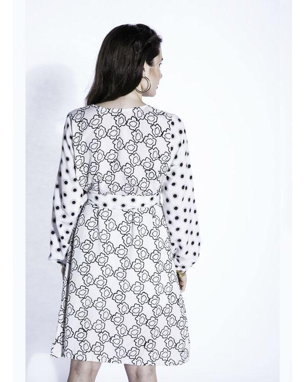 Shiro leandra dress with belt 1