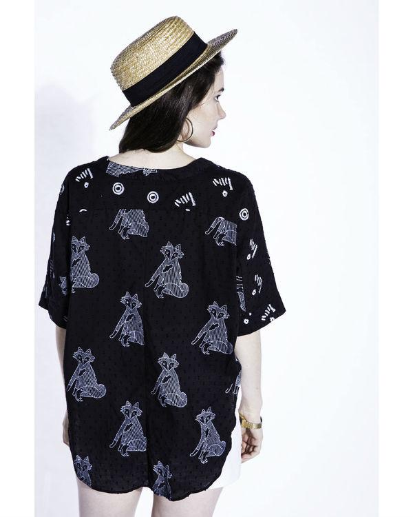Kuro jagger blouse 1
