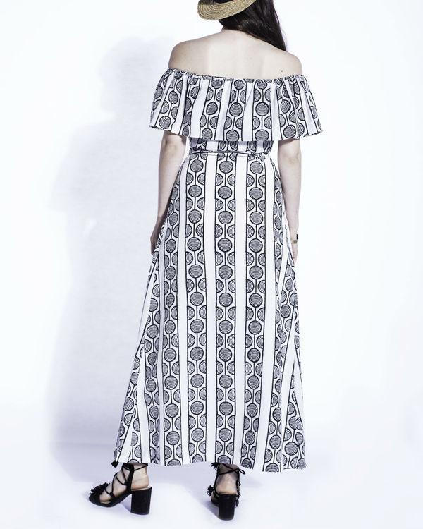 Shiro swahili maxi skirt 1