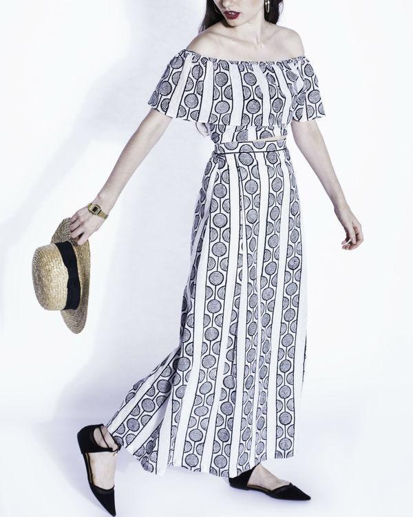 Shiro swahili maxi skirt 2