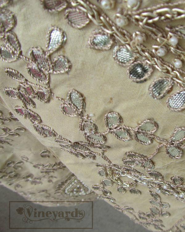 Pink regal elegance saree 4