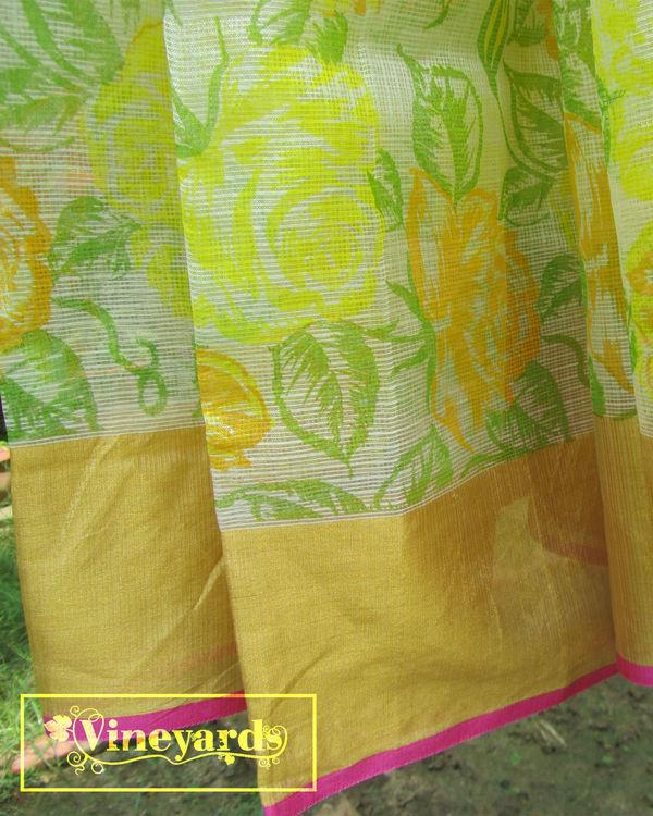 Spring allure saree 2