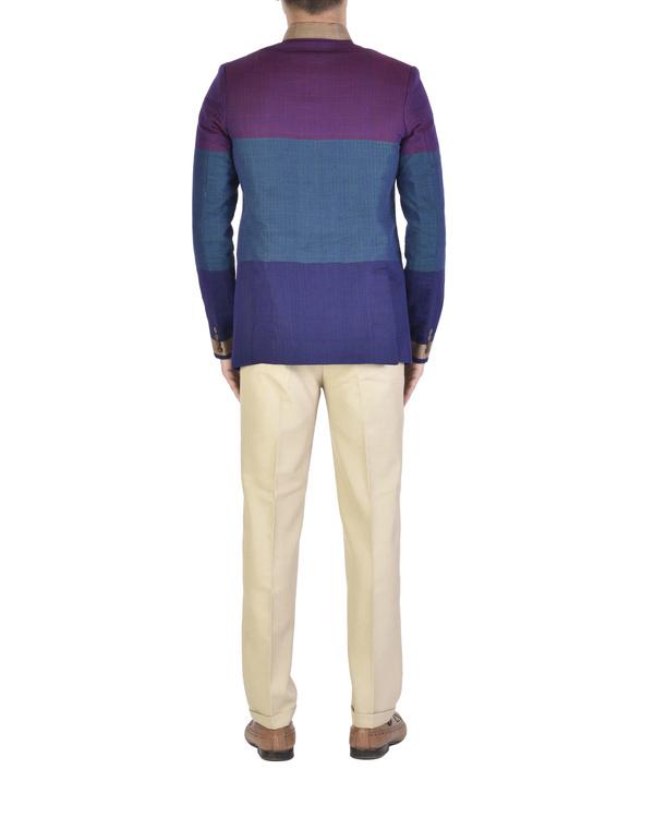 Narayanpet cotton bandgala jacket 1