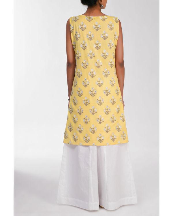 Tashi yellow tunic 1