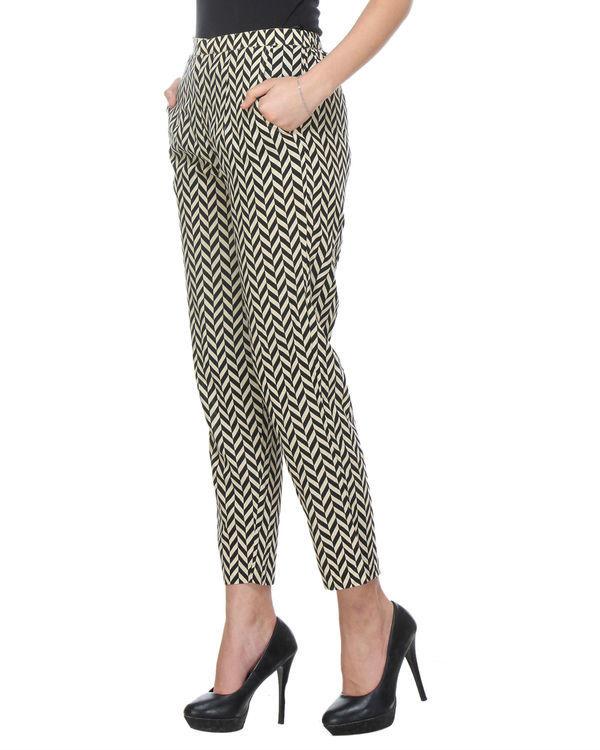 Chevron trouser 2