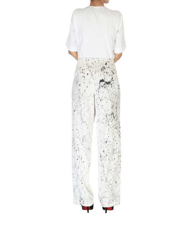 Dye splattered pants 1