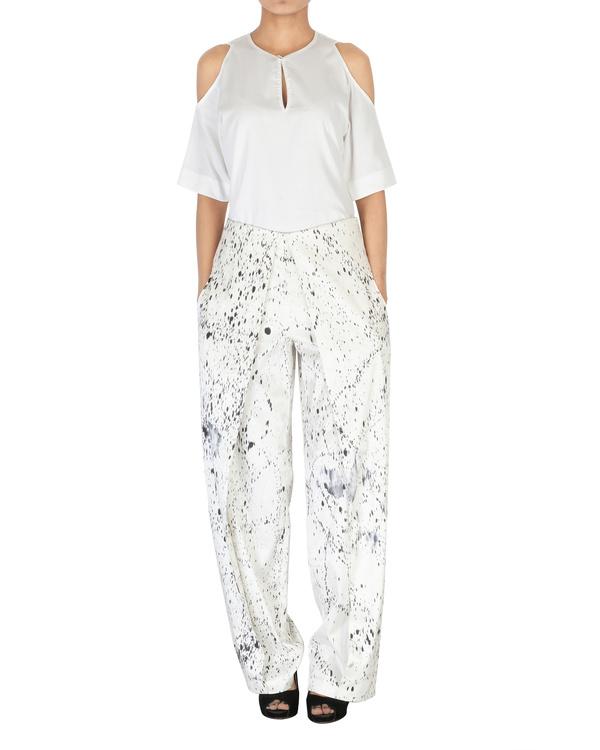 Dye splattered pants 3