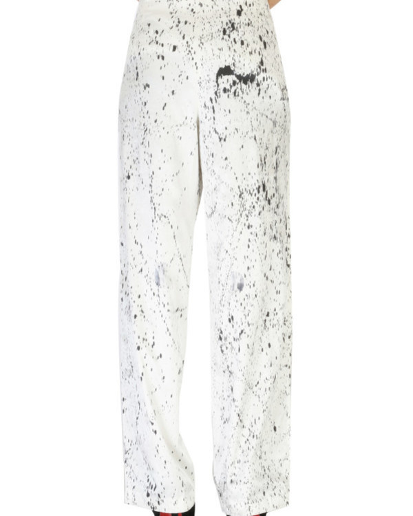 Dye splattered pants 4