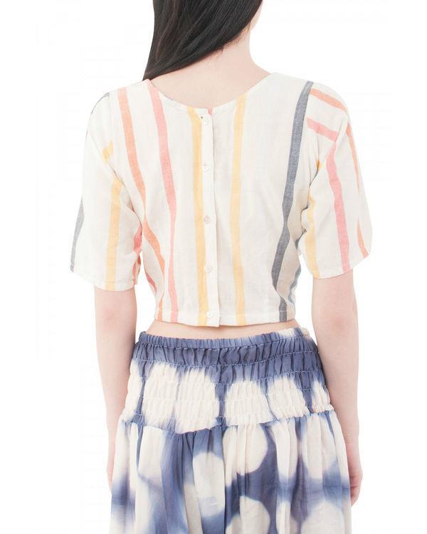 Ivory hath blouse 1