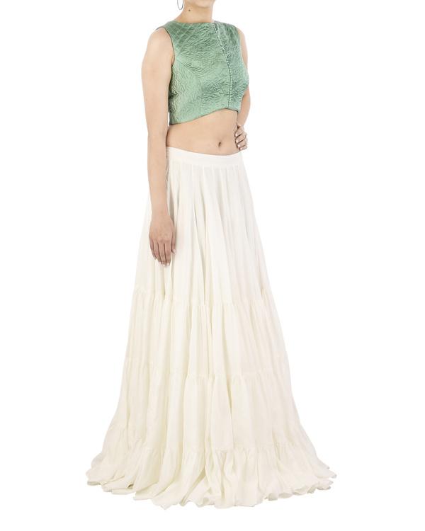 Off-white mal mal skirt 1