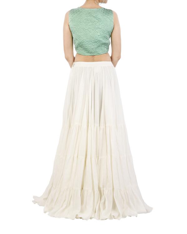 Off-white mal mal skirt 2