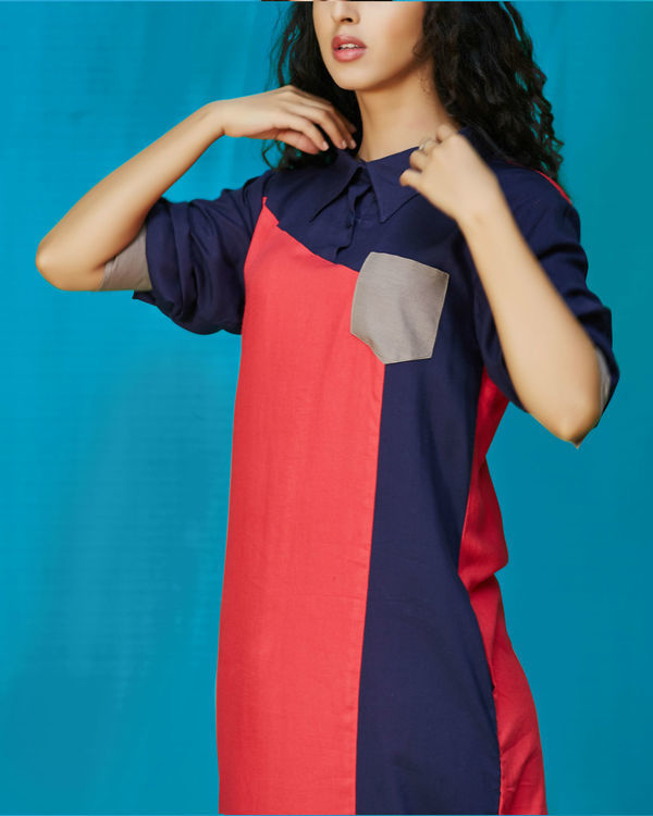 Omega dress 1