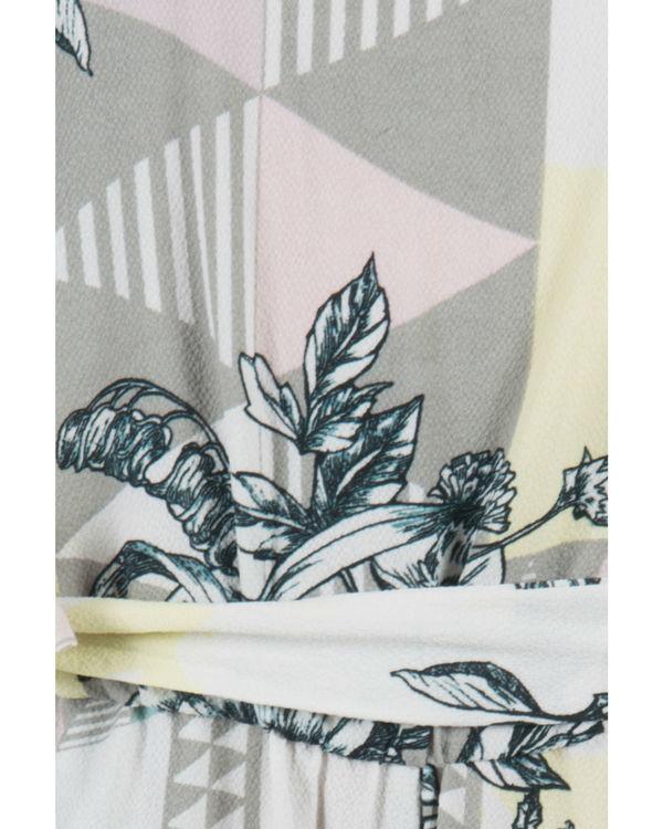 White floral jumper 3