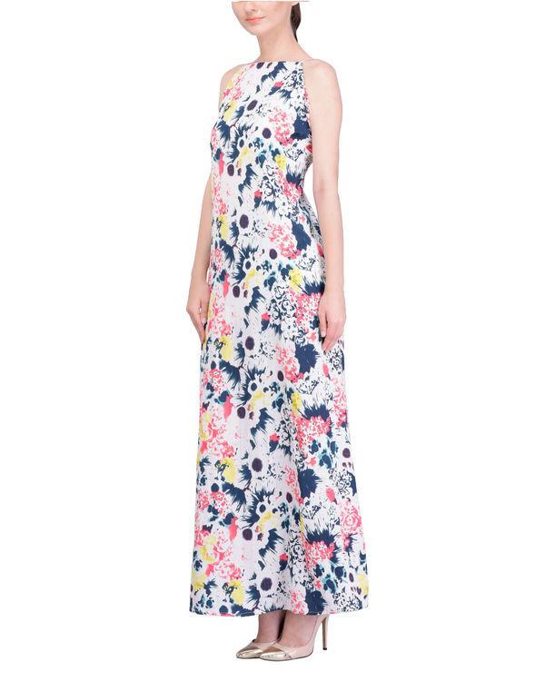 Color spray dress 1