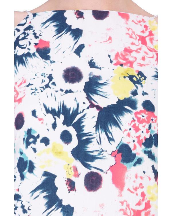 Color spray dress 3