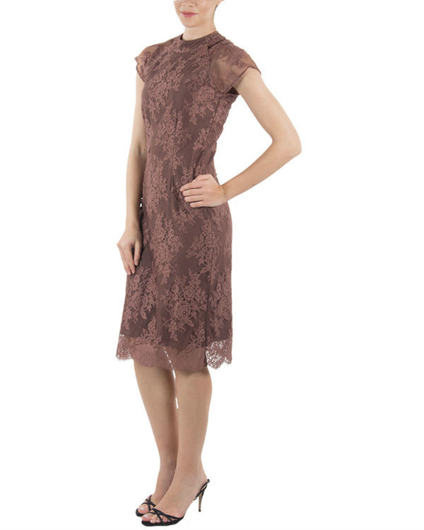 Mauve elizabeth dress 1