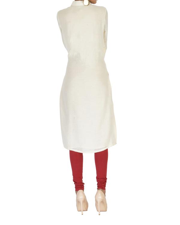Long full sleeves cotton kurta 1