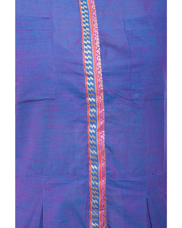 Violet mangalgiri dress 2