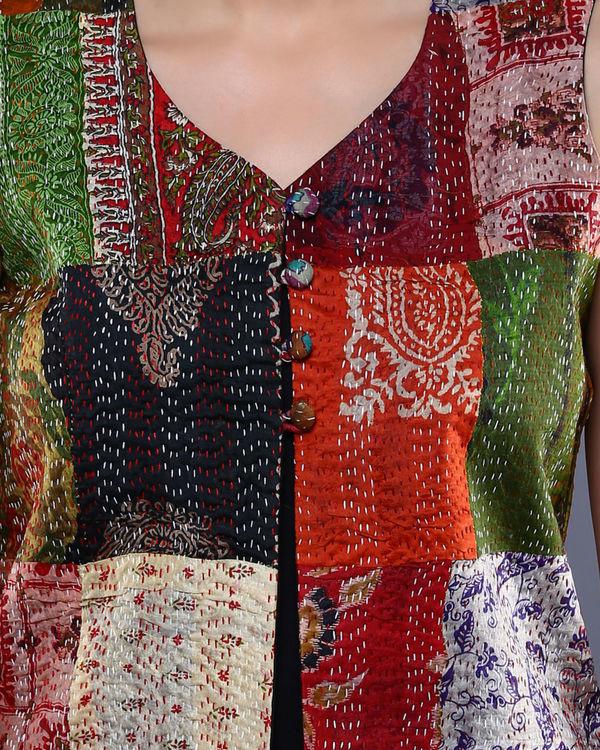 Vintage silk bolero 3