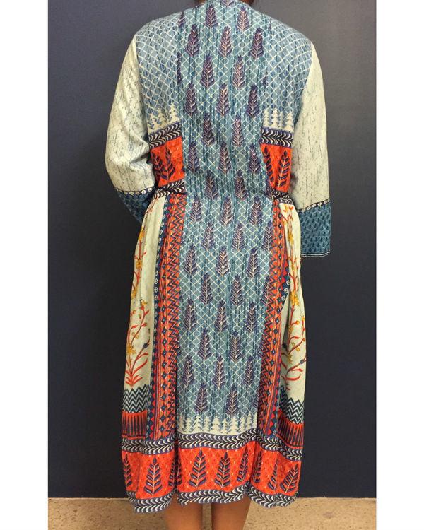 Violet banjara dress 2