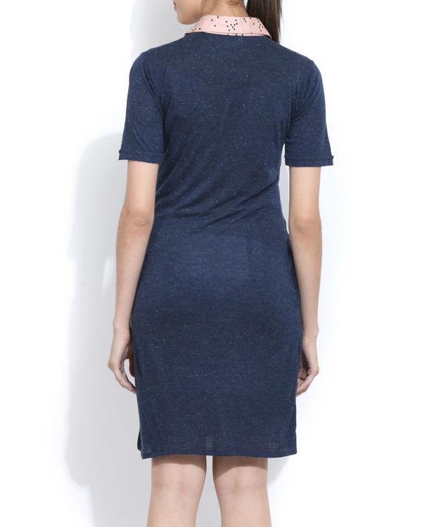 Starry shirt dress 2