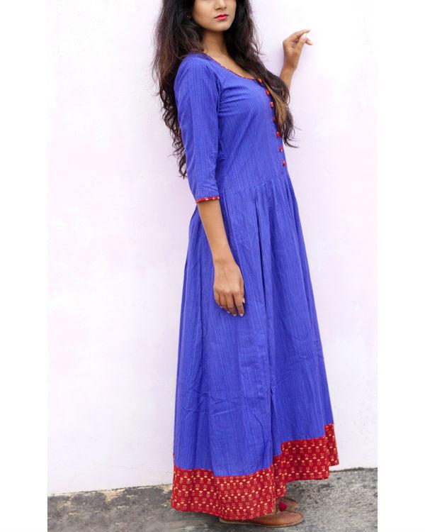 Blue tara dress 1
