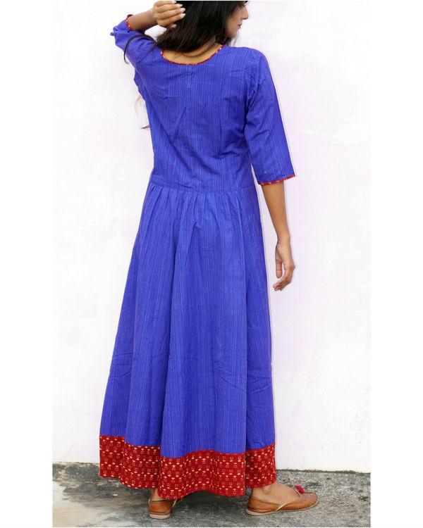 Blue tara dress 2