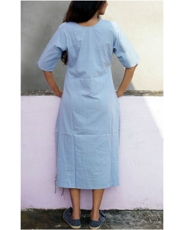 Ice blue tara dress 2