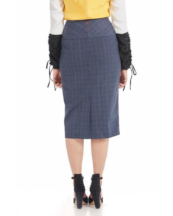 Tramp high waisted skirt 1