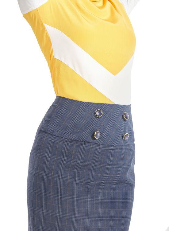 Tramp high waisted skirt 2