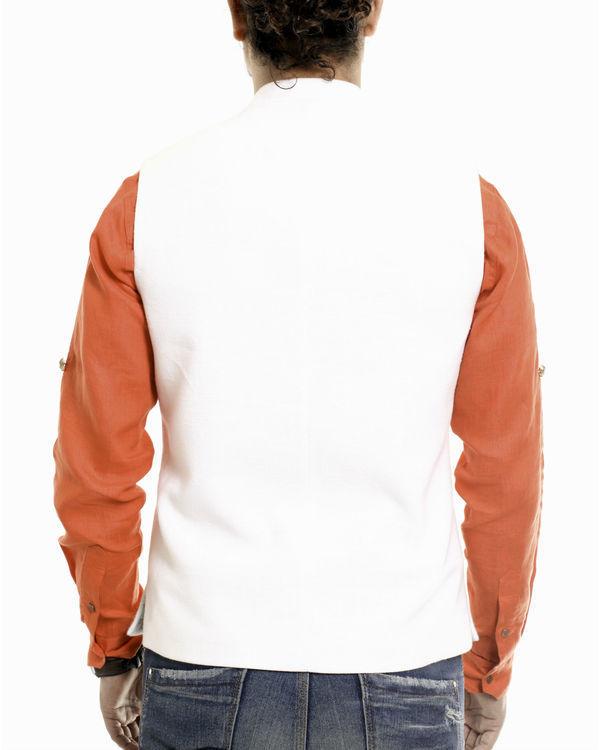White linen bandi 2