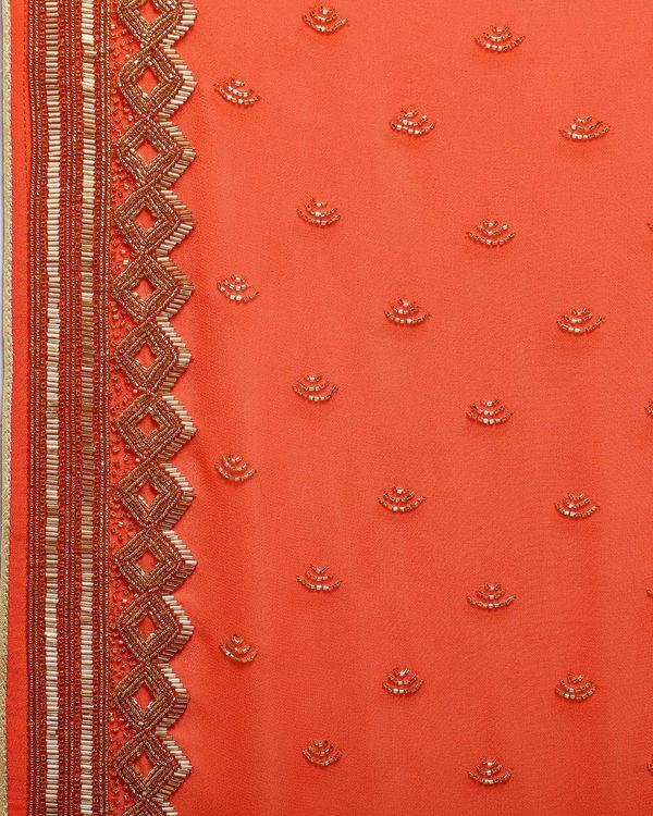 Aztec passion sari 2