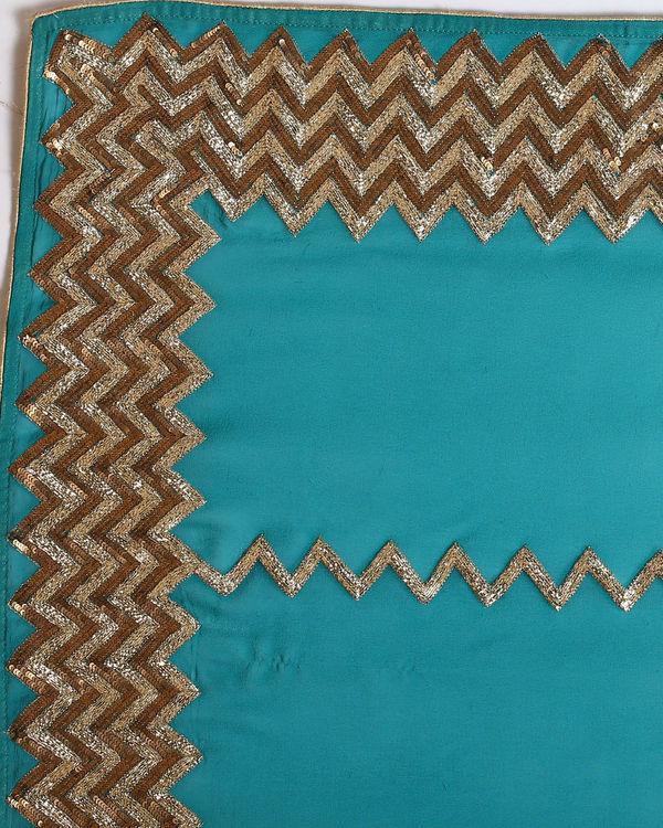 Zigzag panache sari 2
