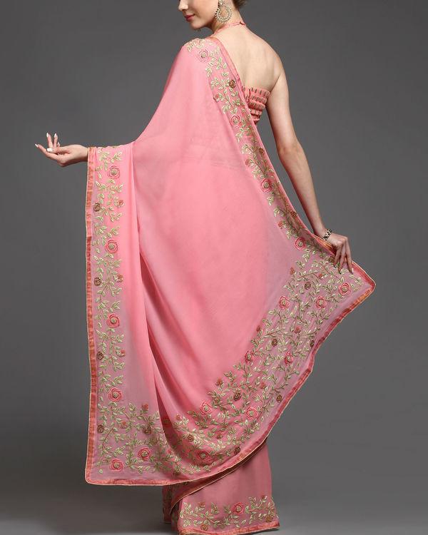 Rosy affair sari 2