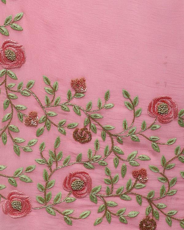 Rosy affair sari 3