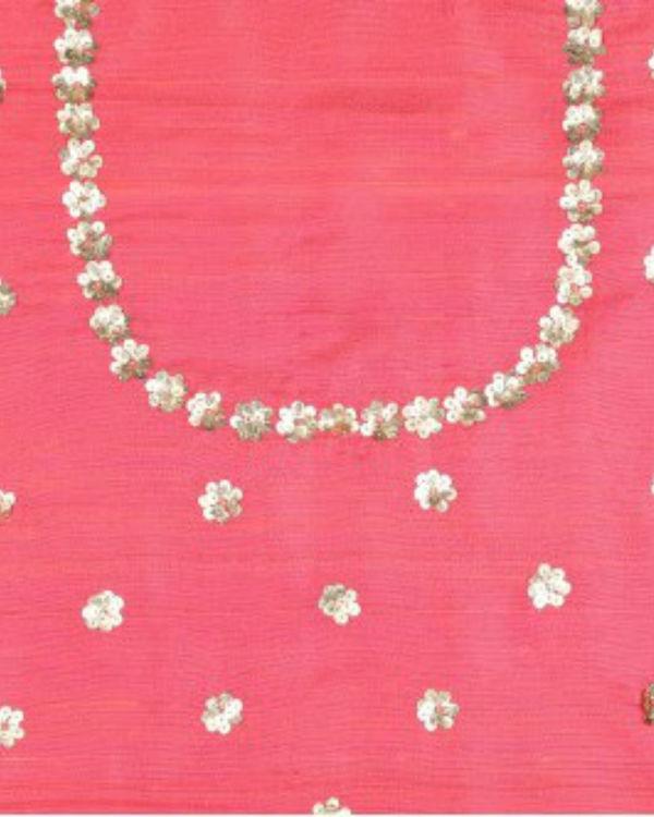 Ivory serenity sari 2