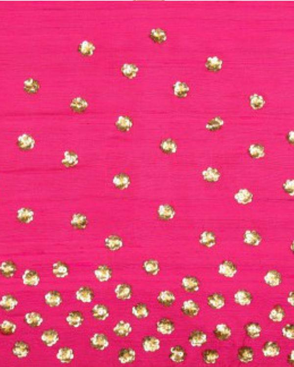 Pink galaxy sari 2